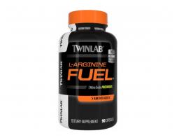 TWINLAB L-Arginine Fuel 500mg 90kapsula