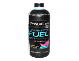 TWINLAB L-Carnitine Fuel 1100 Liquid 473 ml