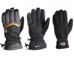 Muške skijaške rukavice LoweAlpine STORM 3 IN 1