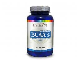 NUTRIONE BCAA 500 mg 90 kapsula