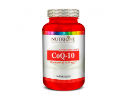 NUTRIONE Coenzyme Q-10 30 mg 30 gel kapsula