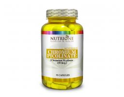 NUTRIONE Chromium Picolinate 90 kapsula