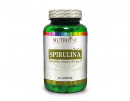 NUTRIONE Spirulina Algae  60 kapsula