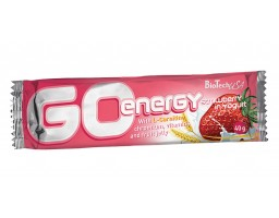 BioTech Go Energy Bar 40g