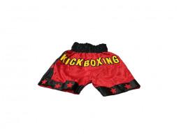 Kick boks šorc crveni