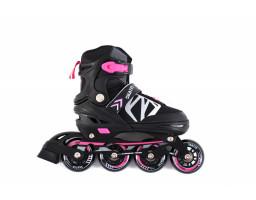 Roler - podesivi pink/crni 39-42