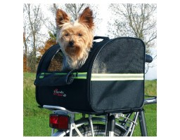 Torba za bicikl za psa (pozadi)