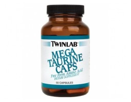 TWINLAB Mega Taurine 1000mg 50 tableta
