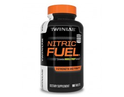 TWINLAB Nitric Fuel Tabs 90 tableta