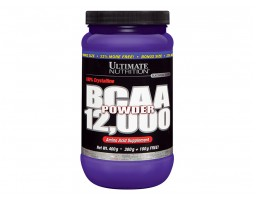 Ultimate Nutrition BCAA-12000 sa ukusima 457 gr