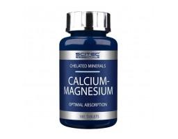 Scitec Nutrition Calcium- Magnesium 100 tableta