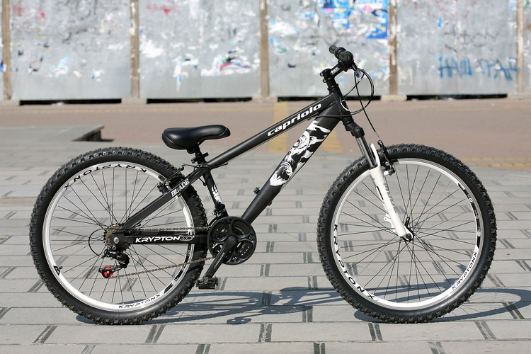 bicikl Capriolo Blade test 2012 - Totalbike.rs